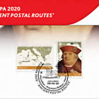 Europa 2020 - Anciennes Routes Postales