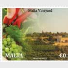 Joint Issue Malta – Slovakia 'Viticulture'