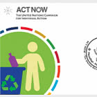 Act Now - The United Nations Campaign for Individual Action