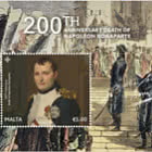 200th Anniversary Death Of Napoleon Bonaparte