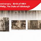 100° Anniversario della nascita di SAR il Principe Filippo - Il Duca di Edimburgo -