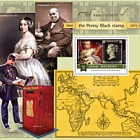 175th Anniversary of Penny Black