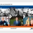 Roi Willem-Alexander 50