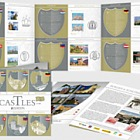Special PostEurop Castles Folder
