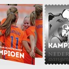 Orange Lionesses' championship victory silver stamp