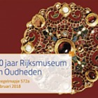 200th Anniversary of the Rijksmuseum van Oudheden - (SB 572A)