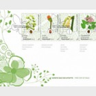 Botanical Gardens in the Netherlands - (FDC 749B)