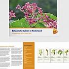 Botanical Gardens in the Netherlands - (SB 557B)