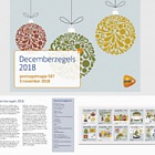 Personal December Stamps 2018