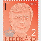 King Willem-Alexander 2019 - Nederland 2 (Feuille de 5)