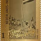 Sello de oro - Indias Orientales Holandesas 1945-2020