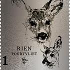 Silver Stamp Rien Poortvliet