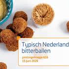 Típicamente Holandesa - Bitterballen