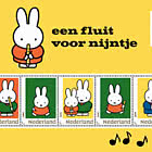 Miffy Personalised Stamps - Music - A Flute for Miffy