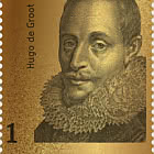 Golden Stamp - Hugo de Groot