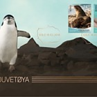 Bouvet Island - (Golden FDC)