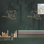 Oslo Stock Exchange Bicentenary - Golden FDC