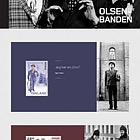Film Series 'Olsenbanden 50th Anniversary' - Prestige Booklet
