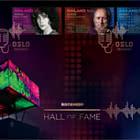 Rockheim – Hall Of Fame - Golden FDC