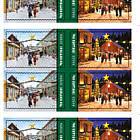 圣诞邮票2020