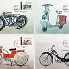 Mopeds and Motorcycles