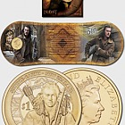 The Hobbit: The Desolation of Smaug Brilliant Uncirculated Coin