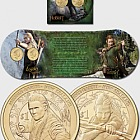 The Hobbit: The Desolation of Smaug Brilliant Uncirculated Coin Set