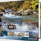 2016 First Day Cover Pack