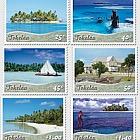 Tokelau Scenic Definitives 2012