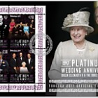 2017 Tokelau Platinum Wedding Anniversary Miniature Sheet First Day Cover