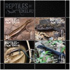 2017 Reptiles of Tokelau Mint Miniature Sheet