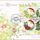 Niue Christmas 2017 Miniature Sheet First Day Cover