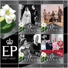 2017 Niue Platinum Wedding
