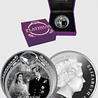 2017 Platinum Wedding Anniversary Silver Proof Coin
