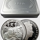 1916 Courage & Commitment Silver Proof Coin
