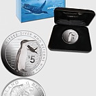 2014 New Zealand Annual Coin - Kairuku Silver Proof Coin