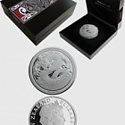 2017 Taniwha Silver Proof Coin