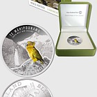 2015 UNESCO World Heritage Silver Proof Coin