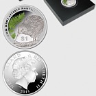 2015 Kiwi Silver Proof Coin