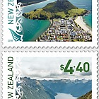 2018 Scenic Definitives Set of Mint Stamps