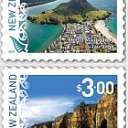 2018 Scenic Definitives Set of Mint Self-adhesive Stamps