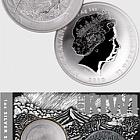 2019 Kiwi Silver Specimen Coin