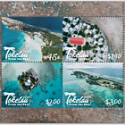 2018 Tokelau From the Sky Mint Miniature Sheet