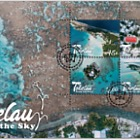 2018 Tokelau From the Sky Miniature Sheet First Day Cover
