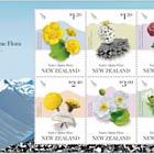 2019 Native Alpine Flora Mint Miniature Sheet