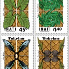 2019 Tokelau Inati - Equal Portions Set of Mint Stamps