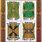 2019 Tokelau Inati - Equal Portions Mint Miniature Sheet