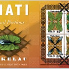 2019 Tokelau Inati - Equal Portions Miniature Sheet First Day Cover