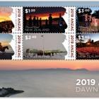 2019 ANZAC: Dawn Service Mint Miniature Sheet