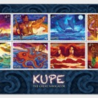 2019 Kupe - The Great Navigator Sheetlet of Mint Stamps
